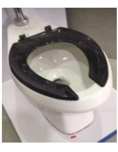 TOILET SEAT CATO FLUX ALARGADA ADAPTABLE