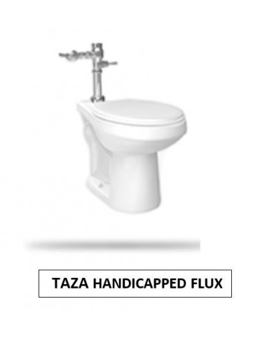 TOILET SEAT CATO HANDICAPPED FLUX