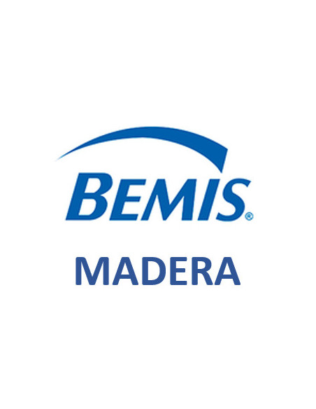 ASIENTO SANITARIO  BEMIS DE MADERA