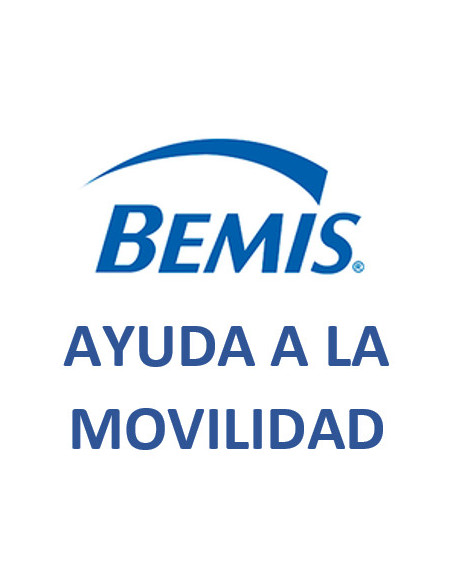 ASIENTO SANITARIO BEMIS AYUDA A LA MOVILIDAD
